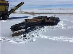 1981 Homemade T/A Sprayer Trailer