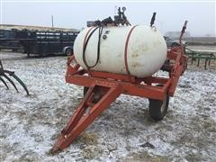 Clark RC 7-Row Anhydrous Applicator