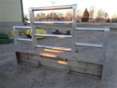 Herd 4 Post Defender Aluminum Bumper/Grill Guard