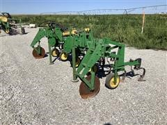 John Deere 4 Row Cultivator