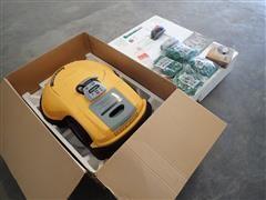 "Friendly Robotics RL500 22"" Robotic Mower"