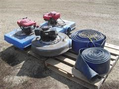Floating Water Pumps