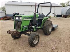 Deutz-Allis 5220 Compact Utility Tractor W/Rotary Mower