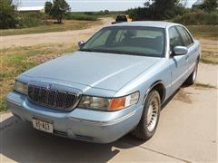 2000 Mercury Grand Marquis 4 Door Sedan