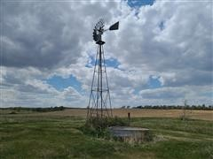 Aermotor 702 Windmill & Tower