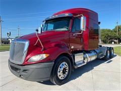 2015 International ProStar+ 122 T/A Truck Tractor