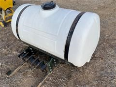 Snyder 300 Gallon Front Mount Tank