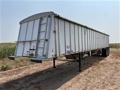 2005 Merritt 42X96X68 T/A Grain Trailer