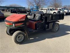 Cushman 84043 Diesel Turf-Truckster