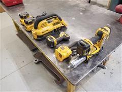 Dewalt 18v Shop Tools