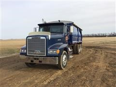 1991 Freightliner FLD120 T/A Grain Truck