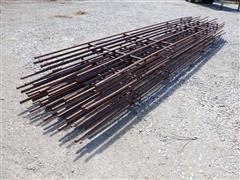 5-Bar Fence Panels
