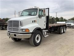 2007 Sterling T/A Flatbed Truck