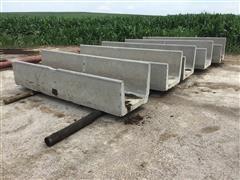 Gerhold Concrete Fence Line Bunks