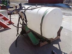 3-PT 200 Gal Sprayer