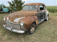 1946 Ford Coupe Car