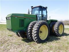 1993 John Deere 8870 4WD Tractor