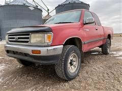 1996 Toyota T100 SR5 4x4 Extended Cab Pickup