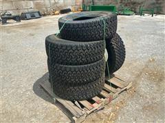 BF Goodrich All Terrain LT315/70R17 Tires