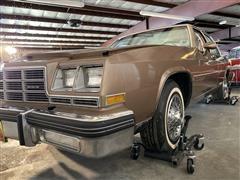 1982 Buick LeSabre Limited 4 Door Sedan