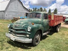1954 Chevrolet 6400 S/A Grain Truck