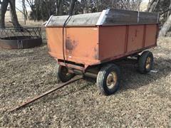 Stan-Hoist Wagon