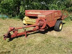 Sperry New Holland 326 Small Square Baler