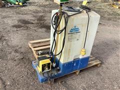Agri-Inject 35740 Chemigation Pump