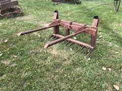 Westendorf Bale Spear/Tree Puller
