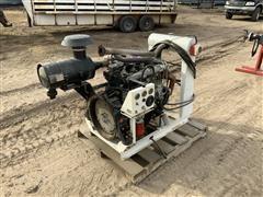 Isuzu 4BG1TPW Engine