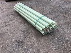 Fiberglass Pipe Fence Post