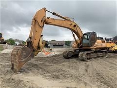 2003 Case CX330 Hydraulic Excavator W/ Thumb