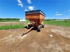 Huskee Gravity Flow Wagon