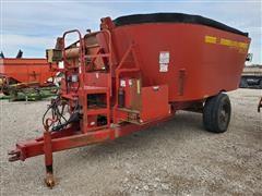 2012 Schuler MS725 Multi-Screw Mixer/Feeder Wagon