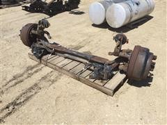Ford FOHT3010AA Front Axle Assembly W/Steering Boxes