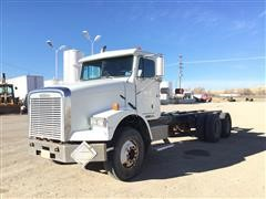 2003 Freightliner FLD112 T/A Cab & Chassis