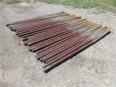 """2-1/2"""" Pipe Posts"""