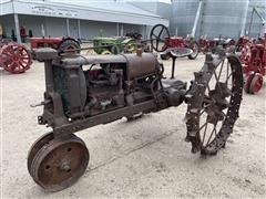 1939 International F14 2WD Tractor