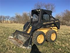 1997 New Holland LX465 Skid Steer