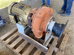 Berkeley B4GPBH Pump And Electric Motor