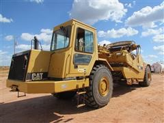 2008 Caterpillar 615C Series 2 15-Yd Elevating Scraper