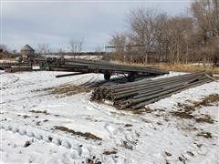 Tow Line Pipe & Pipe Trailer