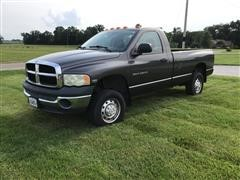 2004 Dodge RAM 2500 4x4 Pickup