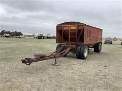 1992 Homemade T/A Pup Grain Trailer
