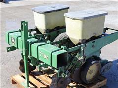 John Deere 7100 2 Row Planter