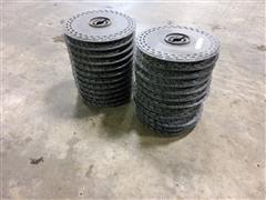 John Deere Cotton/Natto Beans Plates