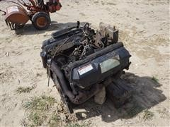 1997 Ford 7.3L Engine Core