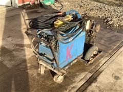 Miller Blue Star 2E AC/DC Arc Welding Generator