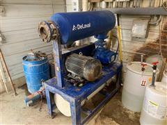DeLaval Variable Speed Electric Vacuum Pump