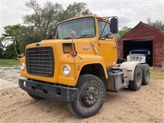 1985 Ford LNT9000 T/A Truck Tractor